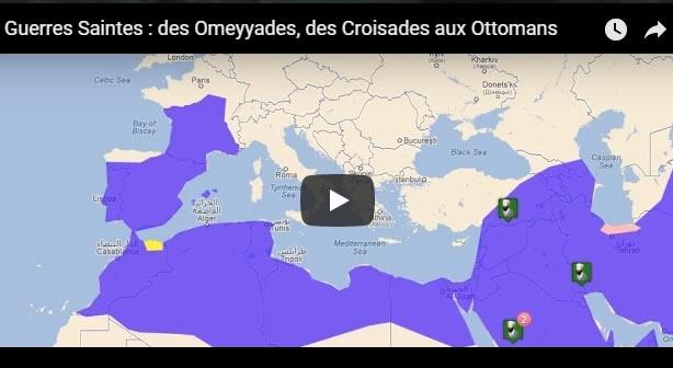 Guerres Saintes - des Omeyyades, des Croisades aux Ottomans - Journal Pour ou Contre