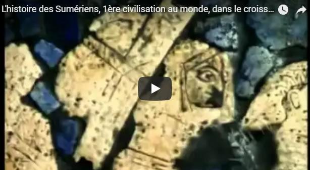 L'histoire des Sumériens, 1ère civilisation au monde, dans le croissant fertile ou Mésopotamie - Journal Pour ou Contre - MowXml
