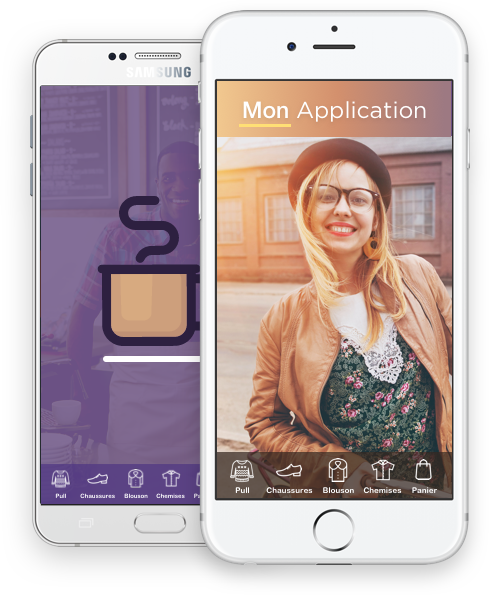 Creer son application iPhone, Android avec MowXml. La création d'application en ligne est facile avec Créer Application. Création et développement d'applications.