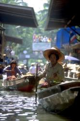 Thaïlande : Damnoen Saduak