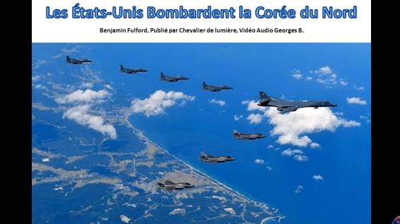 Les États Unis Bombardent la Corée du Nord - Journal Pour ou Contre - MowXml