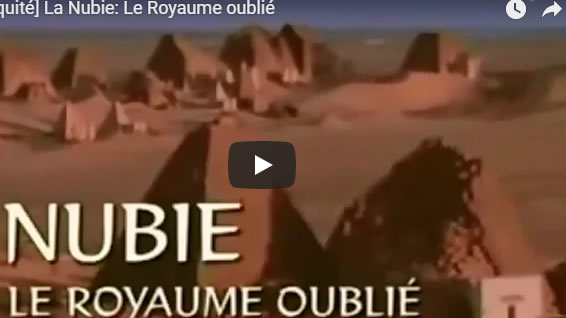 Antiquité - La Nubie - Le Royaume oublié - Journal Pour ou Contre - MowXml