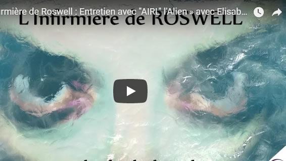 L'Infirmière de Roswell - Entretien avec AIRL l'Alien - avec Elisabeth de Caligny - NURÉA TV - Journal Pour ou Contre - MowXml