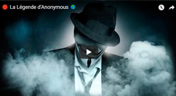 🔴 La Légende d'Anonymous 🌎 - Journal Pour ou Contre - MowXml