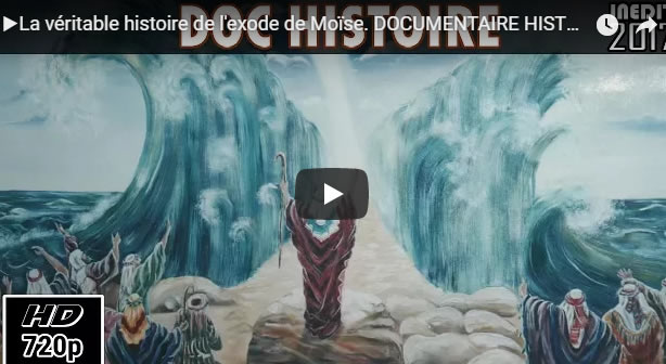 La véritable histoire de l'exode de Moïse. DOCUMENTAIRE HISTOIRE INÉDIT 2017 - Journal Pour ou Contre - MowXml