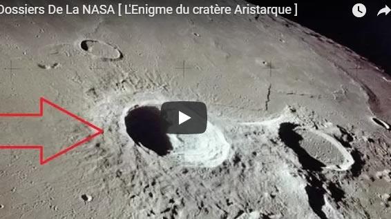 Les Dossiers De La NASA - L'Enigme du cratère Aristarque - Journal Pour ou Contre - MowXml