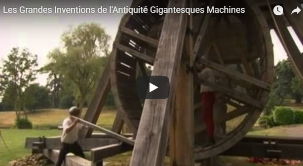 Les Grandes Inventions de l'Antiquité Gigantesques Machines - Journal Pour ou Contre - MowXml