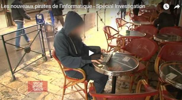 Les nouveaux pirates de l'informatique - Spécial Investigation - Journal Pour ou Contre - MowXml