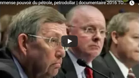 L'immense pouvoir du pétrole, petrodollar - documentaire 2016 TOP SECRET - Journal Pour ou Contre - MowXml