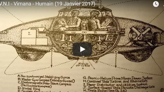 O.V.N.I - Vimana - Humain - 19 Janvier 2017 - Journal Pour ou Contre - MowXml