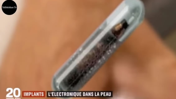 La puce RFID bientôt obligatoire en France ! Attention !!! - Journal Pour ou Contre - MowXml
