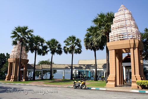 Thaïlande : la route des citadelles khmères : Nakhon Ratchasima