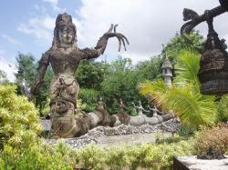 Thaïlande : région du Nord-Est : Nong Khai