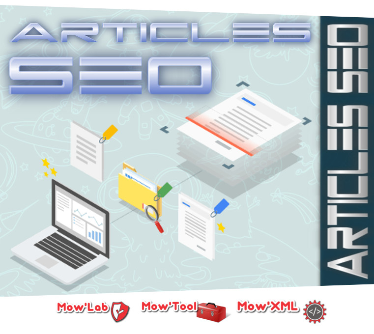 🐼 Pack 60 Articles SEO