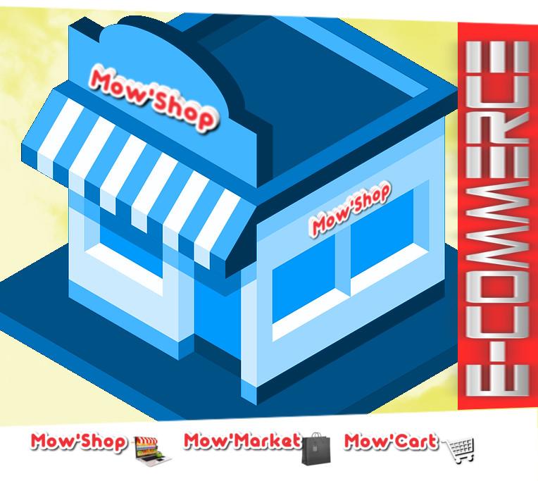 MowShop : e-Commerce