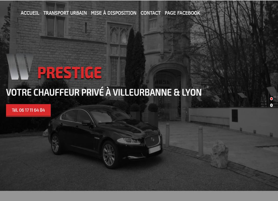 Vitrine Prestige