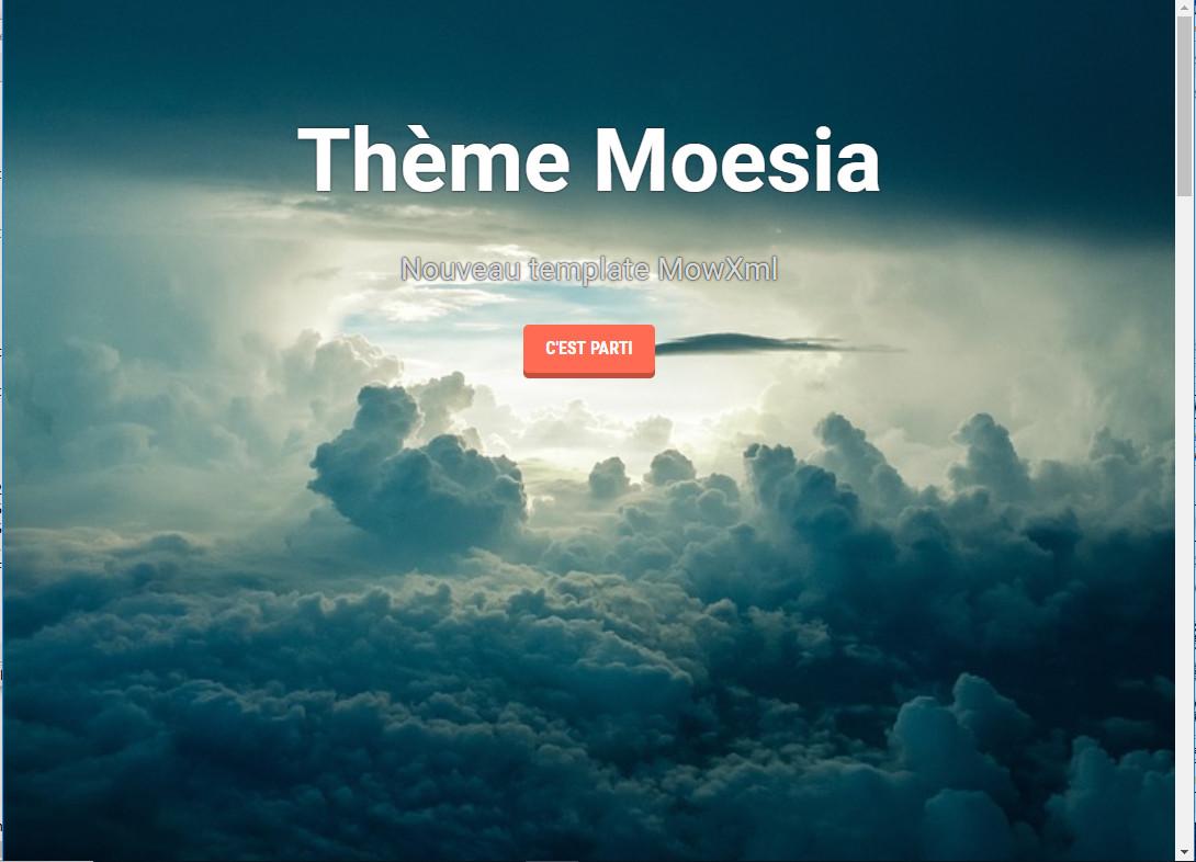 Thème Moesia