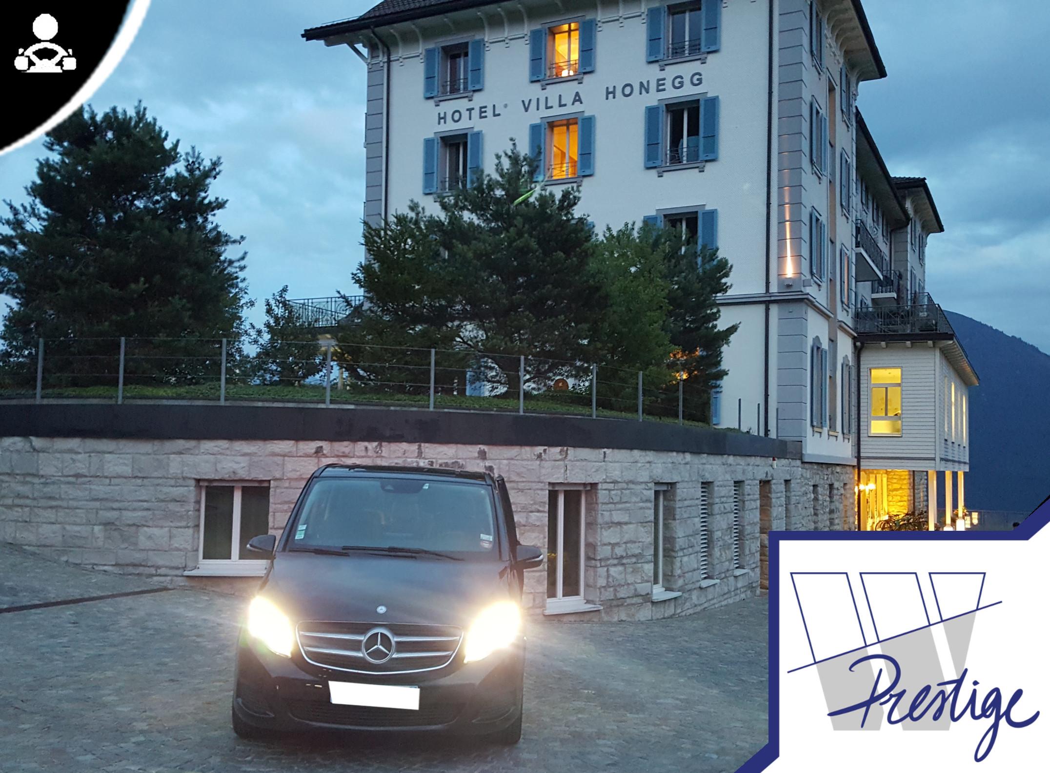 chauffeur prive Rhône Alpes
