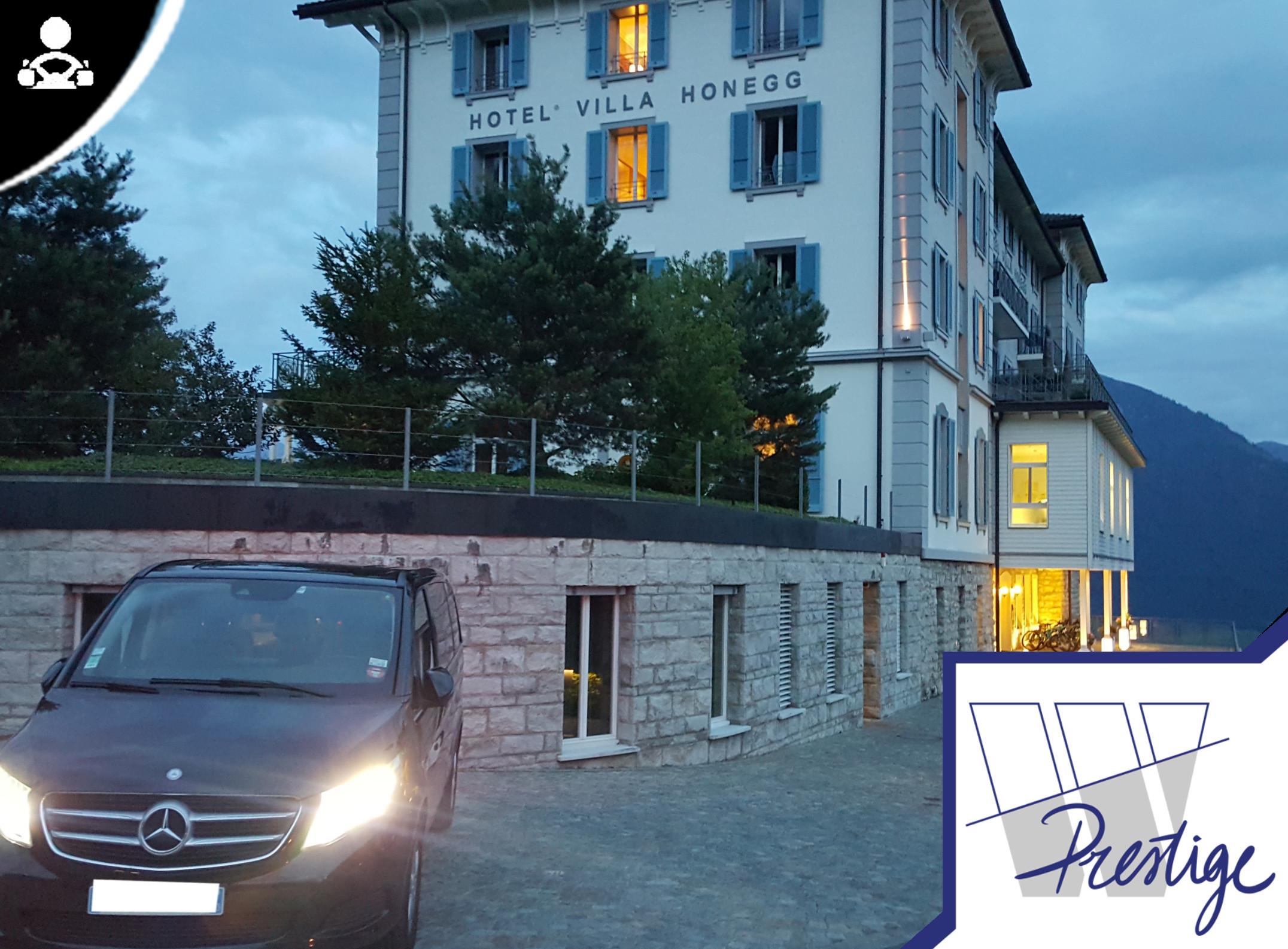 Faciliter le transport avec un chauffeur privé dans le Grand Lyon.