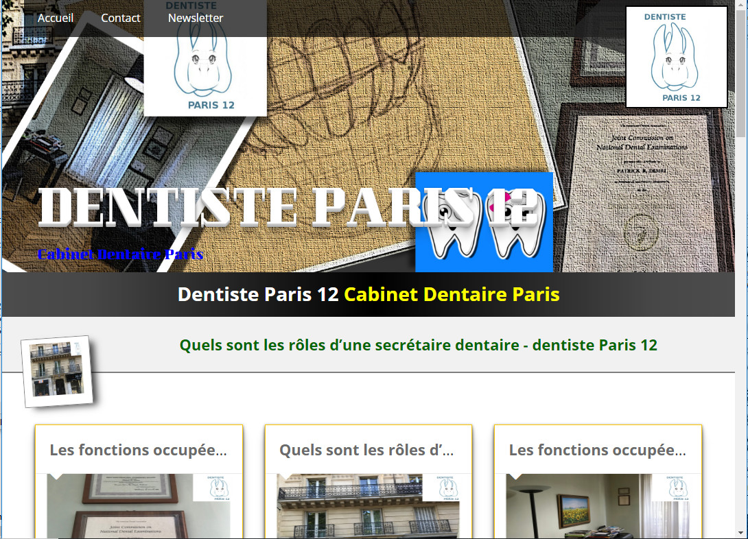CABINET DENTAIRE PARIS