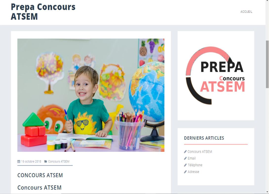 Prepa Concours ATSEM