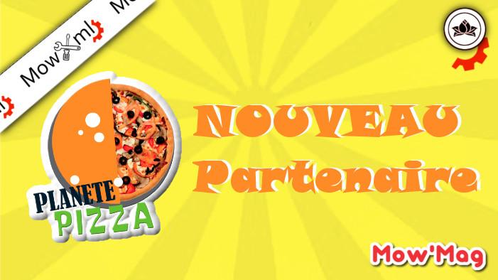 PLANETE PIZZA